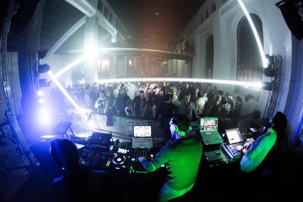 Foto La Fabbrica: festival di musica elettronica ed. 2013 - Belluno - Italia