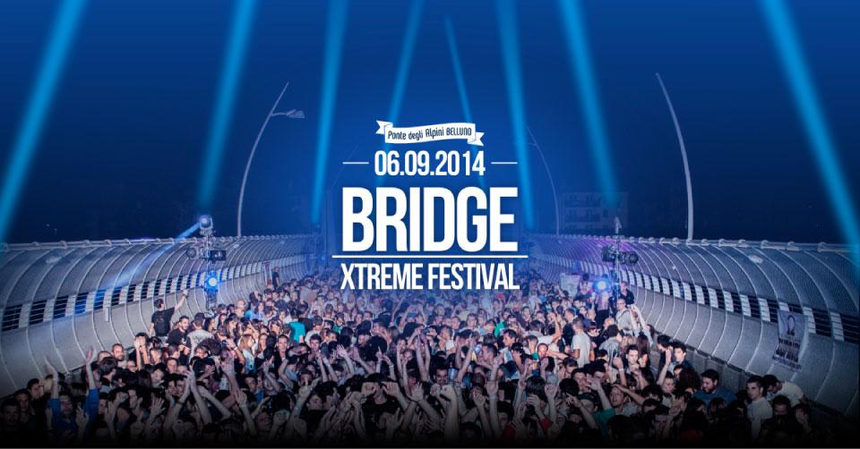 Bridge Xtreme Festival è il Miglior Festival di Musica Elettronica
