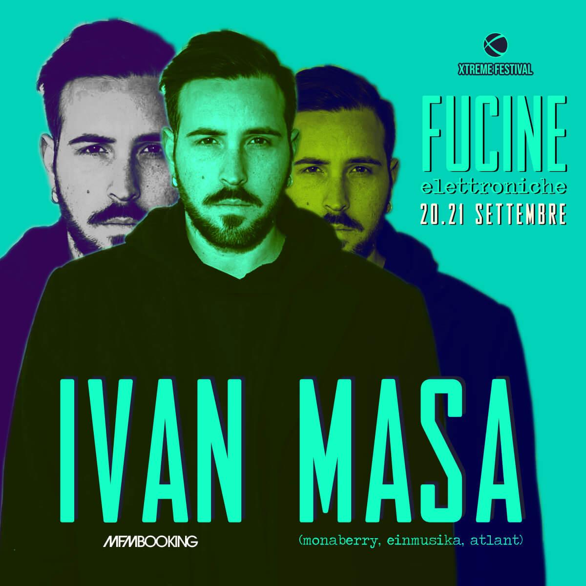 Ivan Masa - Fucine Elettroniche Belluno - Xtreme Festival